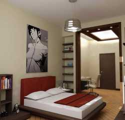 Tile 1 modern minimalist design of the bedroom modern house design that has brown floor can be decor with white wall that can add the beauty inside the modern house design