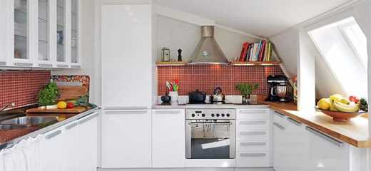 Tile 2 small condo kitchen decorating ideas